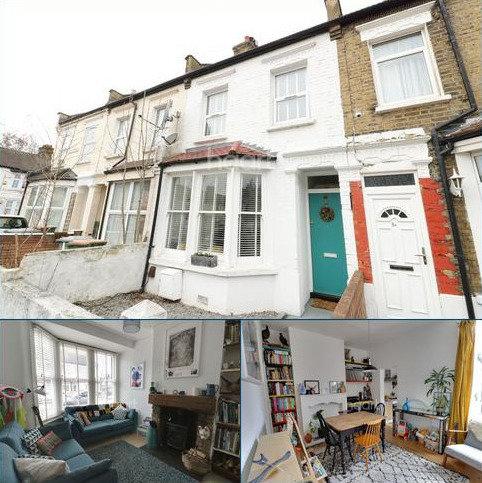 2 bedroom terraced house for sale - Wolsey Avenue E6