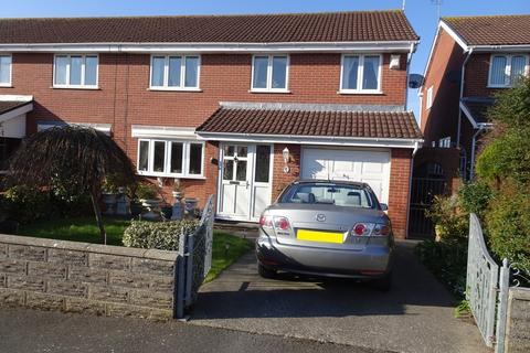 4 bedroom semi-detached house for sale - AUSTIN CLOSE, NEWTON, PORTHCAWL, CF36 5SN