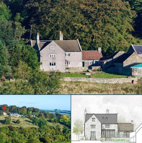 5 bedroom property with land for sale - Langridge Lane, Langridge, Bath, Somerset, BA1