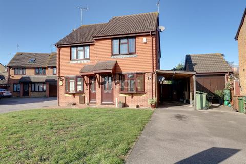 2 bedroom semi-detached house for sale - Ambrose Close, Crayford, DA1