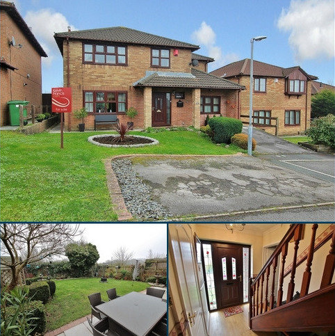 4 bedroom detached house for sale - Hampton Court Road, Penylan, Cardiff