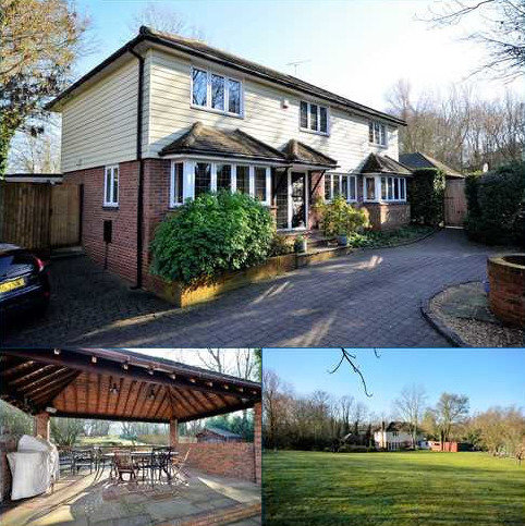 4 bedroom detached house for sale - Coxes Farm Road, Billericay