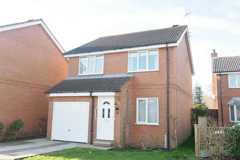 3 bedroom detached house for sale - 5 Lochrin Place, York