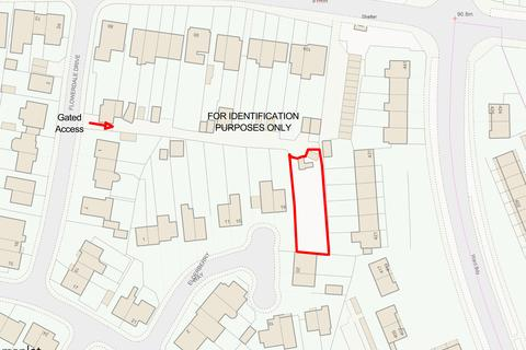 Land for sale - Land acessed by Flowerdale Drive, Wyken, Coventry, CV2 3PQ
