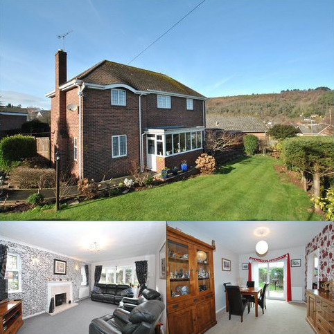 3 bedroom detached house for sale - Parkhouse Road, Minehead
