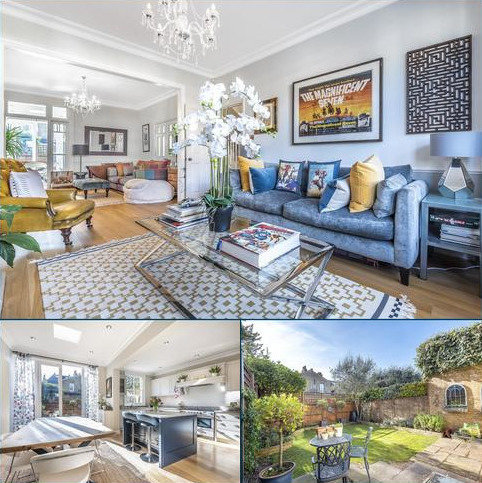 5 bedroom terraced house for sale - Hotham Road, Putney
