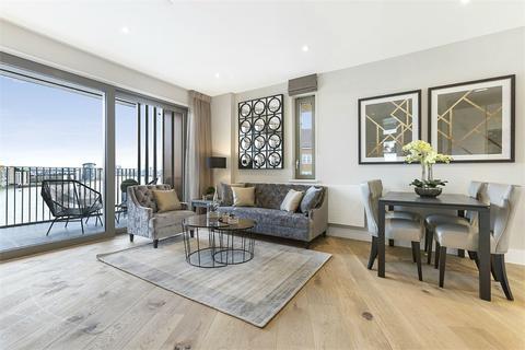 2 bedroom flat for sale - New Pier Wharf, 1-3 Odessa Street, London