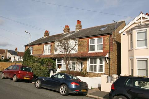 4 bedroom end of terrace house for sale - Herschell Road West, Walmer