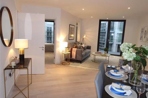 2 bedroom apartment for sale - Masthead, Royal Wharf, London, E16