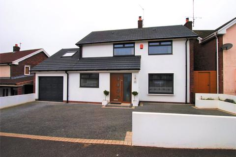 4 bedroom detached house for sale - Padarn Close, Lakeside, Cardiff, CF23
