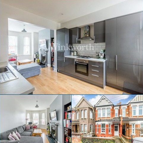 1 bedroom flat for sale - Lightcliffe Road, London, N13