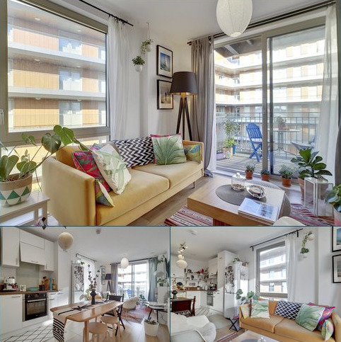 1 bedroom flat for sale - Bankside Apartment, Coster Avenue, London, N4