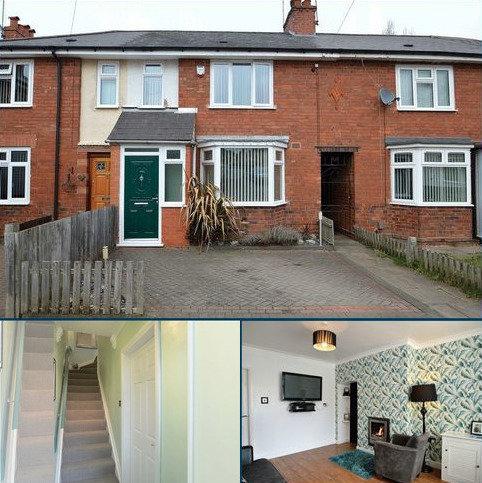 2 bedroom townhouse for sale - Vimy Road, Billesley, Birmingham, B13