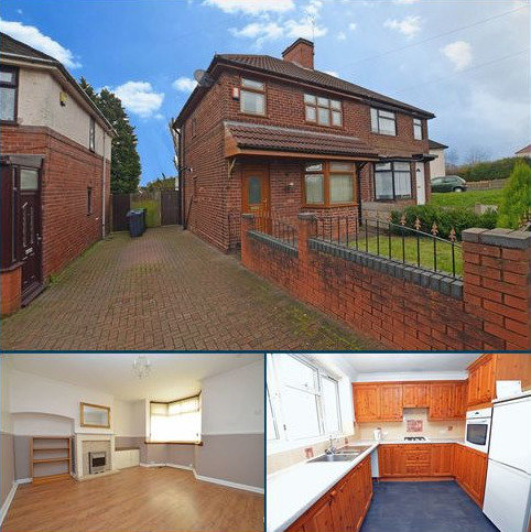 3 bedroom semi-detached house for sale - Hill Top Road, Oldbury
