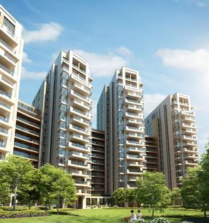 1 bedroom apartment to rent - Paddington Gardens, North Wharf Road, London