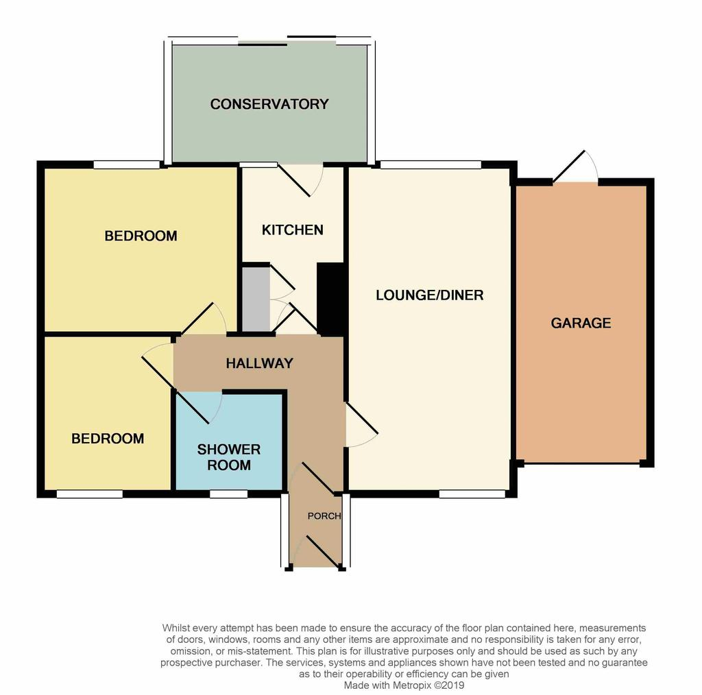 Floorplan: 10 Wedgewood Road