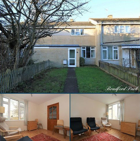 3 bedroom terraced house for sale - Bradford Park, Combe Down, Bath