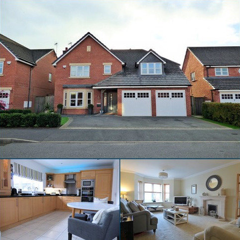 4 bedroom detached house for sale - Thorpe View, Ashbourne