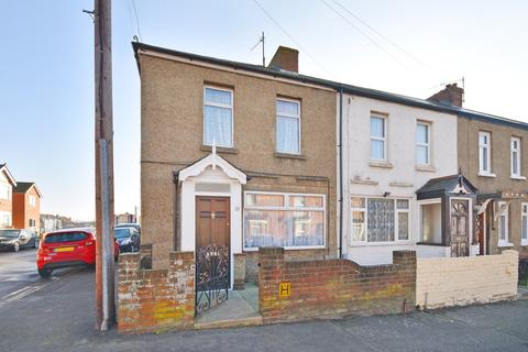 3 bedroom end of terrace house for sale - Kent Road, Folkestone, CT19