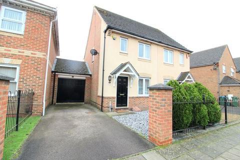 2 bedroom semi-detached house for sale - Sandhill Way, Aylesbury