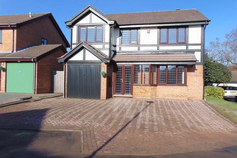 4 bedroom detached house for sale - Pytman Drive, Walmley, Sutton Coldfield