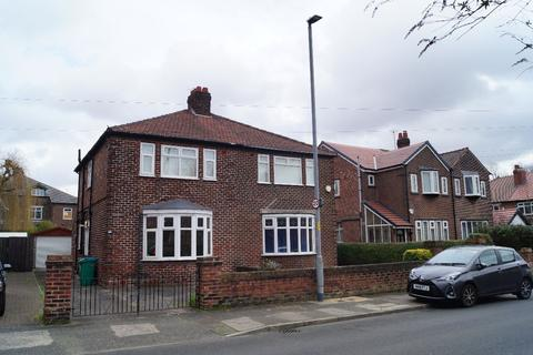 3 bedroom semi-detached house to rent - Hall Road, Rusholme, M14