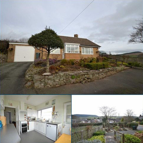 2 bedroom detached bungalow for sale - Newport Street, Clun, Craven Arms