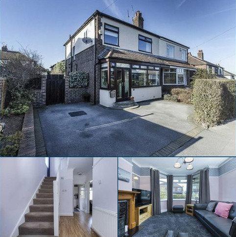 3 bedroom semi-detached house for sale - Merton Ave, Farsley