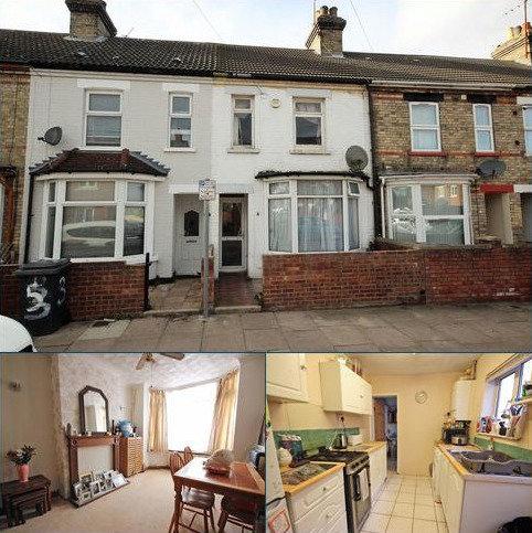 3 bedroom terraced house for sale - Derwent Place, Bedford