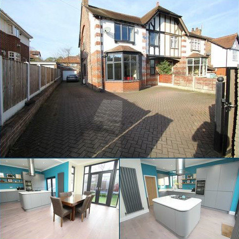 5 bedroom semi-detached house for sale - Delahays Road, Hale, Altrincham