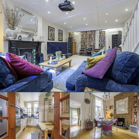 3 bedroom terraced house for sale - Felsham Road, Putney, SW15