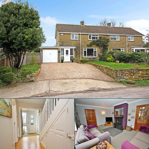 3 bedroom semi-detached house for sale - Littlefields Lane, Shepton Beauchamp, Ilminster, Somerset, TA19