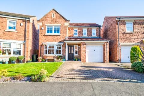 4 bedroom detached house for sale - Meadow Vale, Shiremoor,