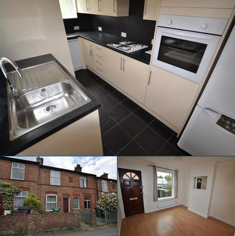 2 bedroom terraced house to rent - Hedley Road, St. Albans