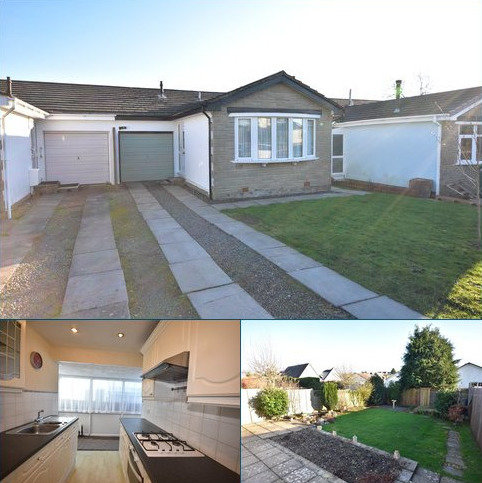 2 bedroom bungalow for sale - Parklands, South Molton, Devon, EX36