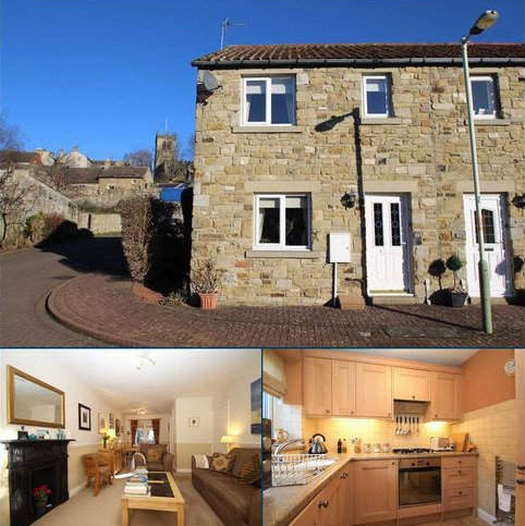 2 bedroom semi-detached house for sale - Priory Yard, Barnard Castle, County Durham
