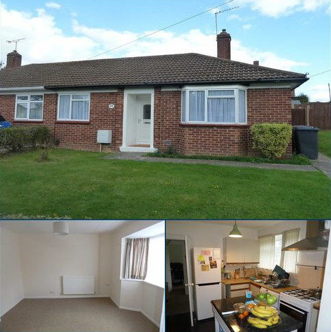 2 bedroom semi-detached bungalow to rent - Cardinal Avenue, Borehamwood, Herts