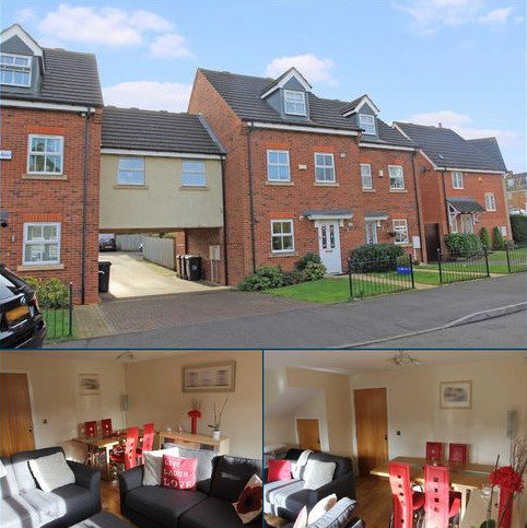 4 bedroom semi-detached house for sale - Barons Close, Kirby Muxloe, Leicester