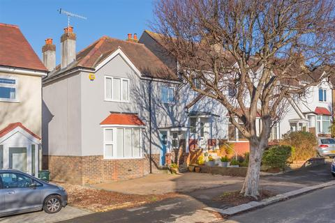 3 bedroom house for sale - Elm Drive, Hove