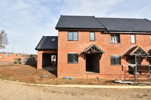 2 bedroom end of terrace house for sale - Plot 21 Fullers Field, Off Swan Lane