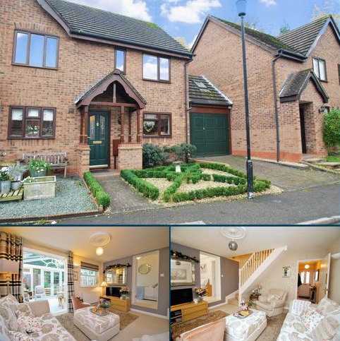 2 bedroom semi-detached house for sale - King Charles Way, Bridgnorth