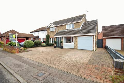 4 bedroom detached house for sale - Barncroft Close, Highwoods, Colchester, CO4