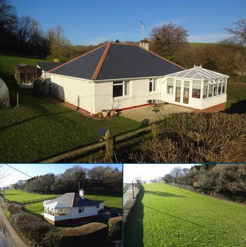 3 bedroom bungalow for sale - Ash Mill, South Molton, Devon, EX36