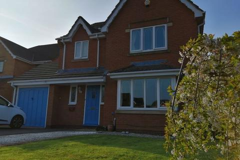 4 bedroom detached house for sale - Frith Way, Hinckley