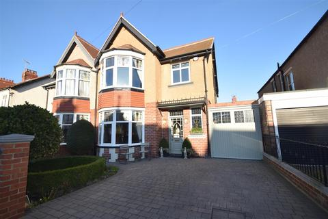 4 bedroom semi-detached house for sale - Brighton Grove, Whitley Bay