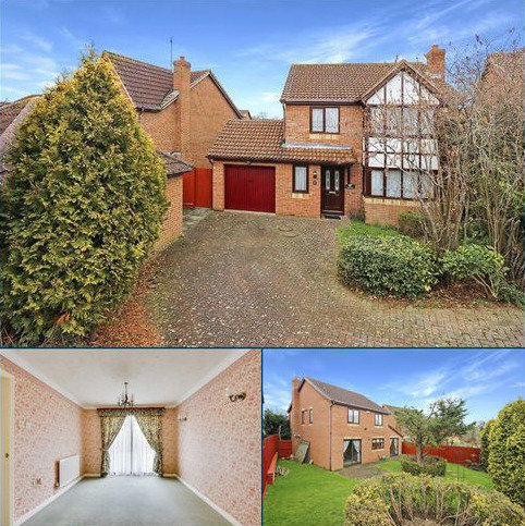 4 Bedroom Detached House For Sale Egerton Gate Shenley Brook End Milton Keynes