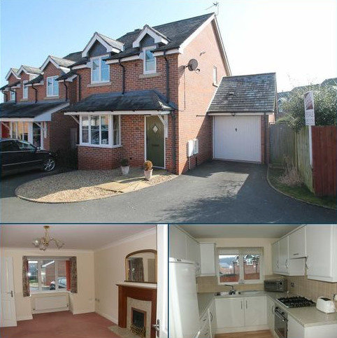 3 bedroom detached house to rent - Sycamore Close, Craven Arms, Craven Arms