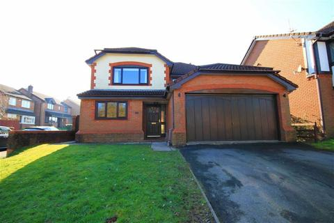 4 bedroom detached house for sale - Clos Dwyerw, Castle View