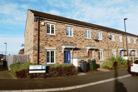 3 bedroom terraced house for sale - Windermere Close, Wallsend, Tyne & Wear, NE28