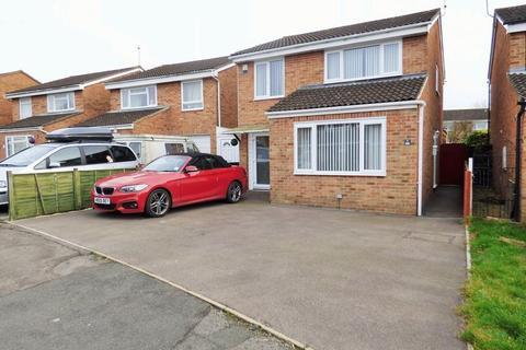 4 bedroom detached house for sale - Willowcroft Close, St Leonards Park, Gloucester